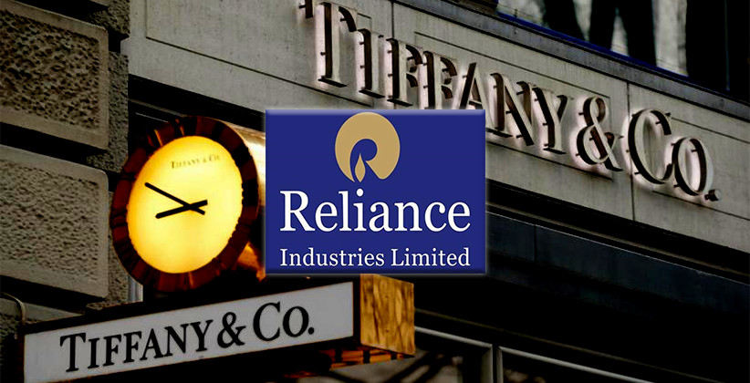 Reliance Industries To Bring Tiffany Stores To India