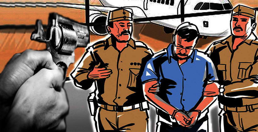 Police Arrest 'History Sheeter' Killer Of SI Delhi Police