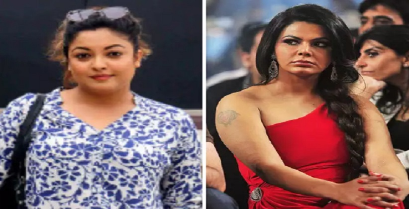 Tanushree Dutta Slaps Rs. 10 Crore Defamation Case On Rakhi Sawant, Gets Threatened With Rs. 50 Crore Countersuit