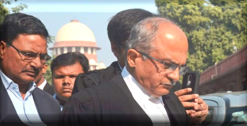 Prashant Bhushan Admits Mistake But Refuses To Apologize In AG's Contempt Plea