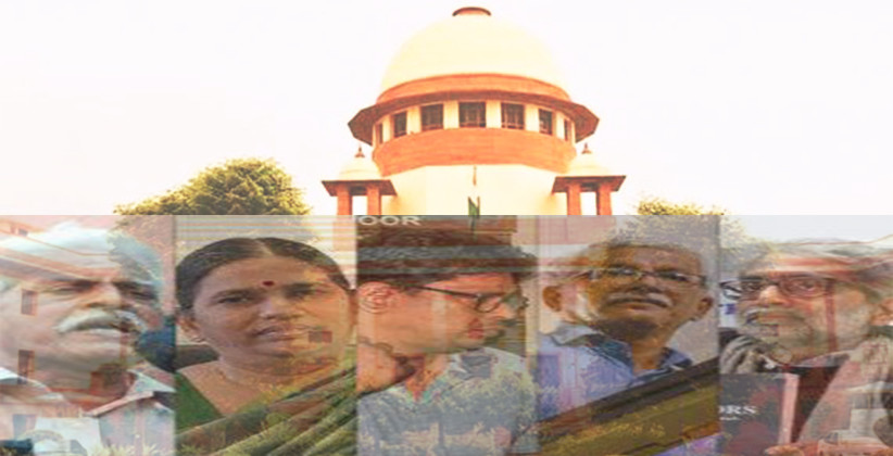 Bhima Koregaon Case: SC Sets Aside Bombay HC Order Refusing Extension Of Time To File Chargesheet