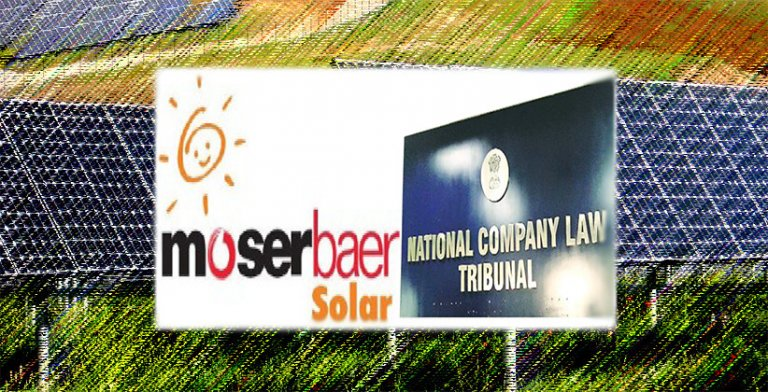 NCLT Clears Way For Liquidation Of Moser Baer Solar