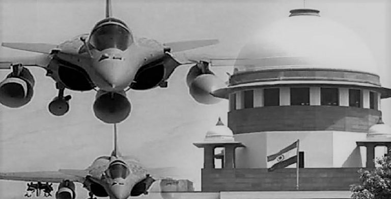 Rafale Deal Case: SC Dismisses All Petitions Seeking A Court-Monitored Investigation
