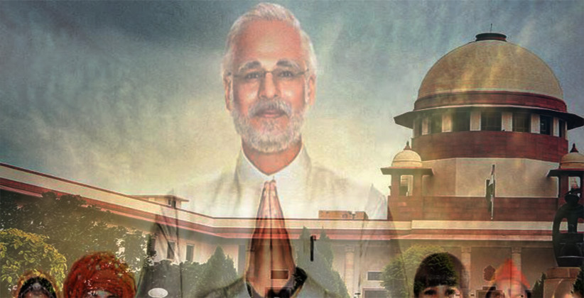 PM Modi Biopic: SC Dismisses Petition Seeking Stay On Release Of The Film