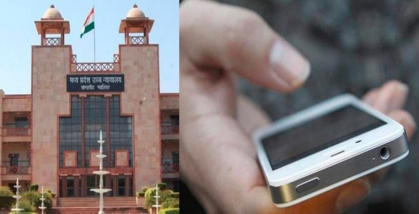 PIL On Mobile Phones Harm: Madhya Pradesh HC Asks Petitioners To Surrender Their Mobile Phones First [Read Order]