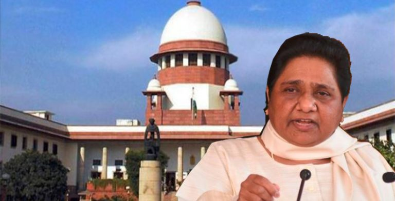 Mayawati Tells Supreme Court Her Statues In UP Represent 'Will Of People' [Read Affidavit]