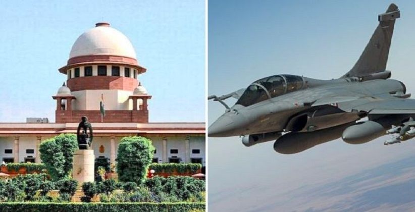 Rafale Deal: SC Asks Centre To Provide Pricing And Strategic Details In 10 Days