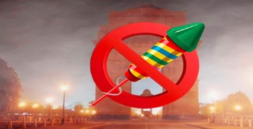 Centre Against National Ban On Firecrackers