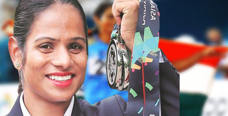 Will Take Legal Shelter Against Being Blackmailed: Dutee Chand