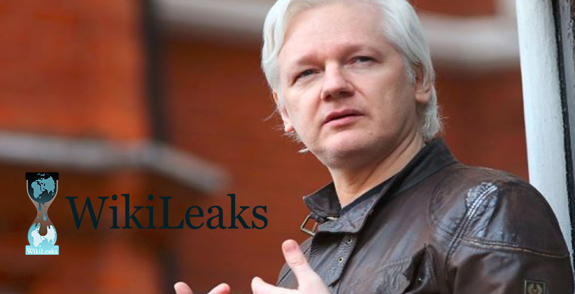 WikiLeaks Founder Julian Assange Arrested At Ecuadorian Embassy In London
