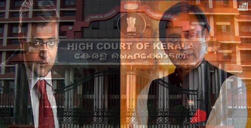 Shashi Tharoor Defamation Case: Kerala HC Stays Case Against Arnab Goswami