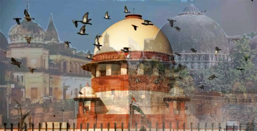 Ayodhya Dispute: Constitution Bench Sends Matter For Mediation