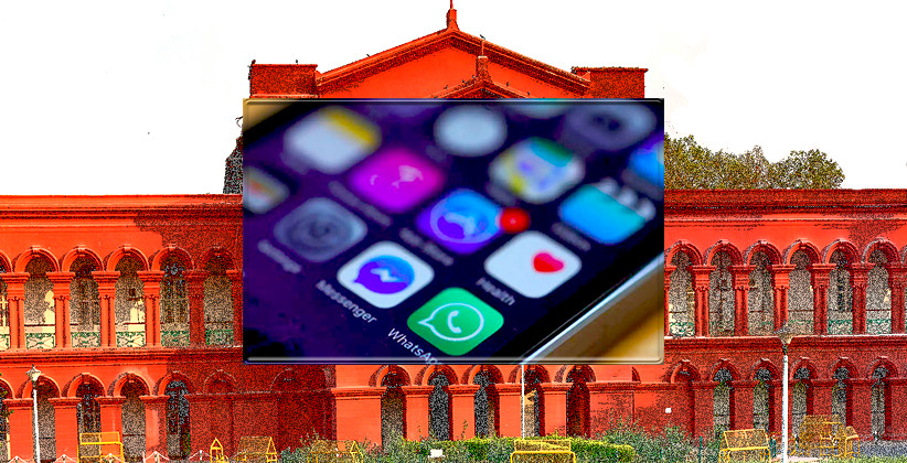 Don't Use Mobile Phones, Facebook, Whatsapp During Court Hours: Karnataka HC To Judicial Officers [Read Circular]