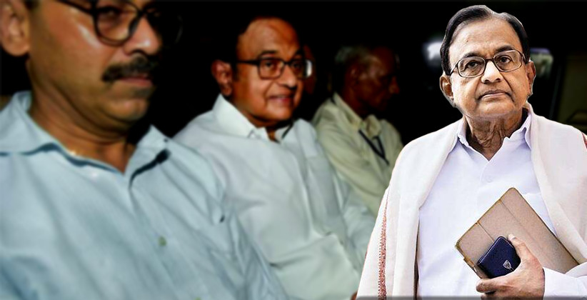INX Media Case: P Chidambaram Arrested From Home, To Be Produced In CBI Court Today