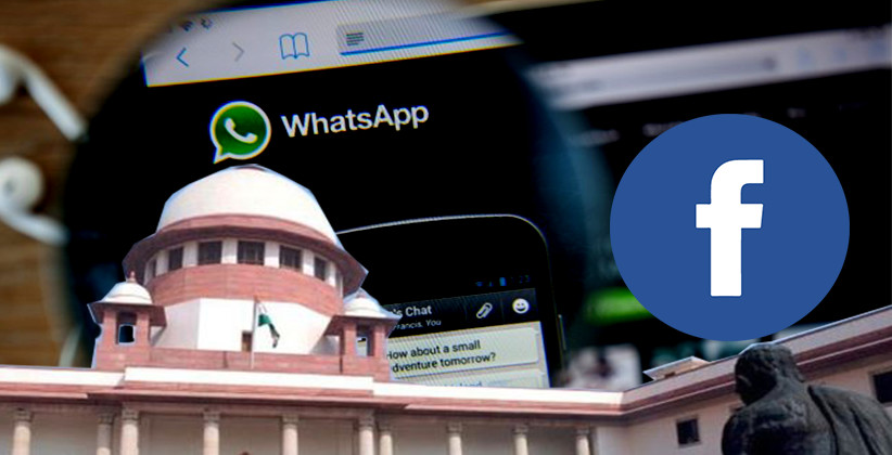 Facebook Asks Supreme Court To Transfer WhatsApp Message Traceability Case Hearing To Another Court