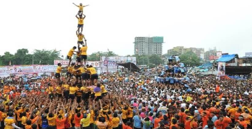 Dahi Handi: Maharashtra Government Still To Cap The Height Of Human Pyramid