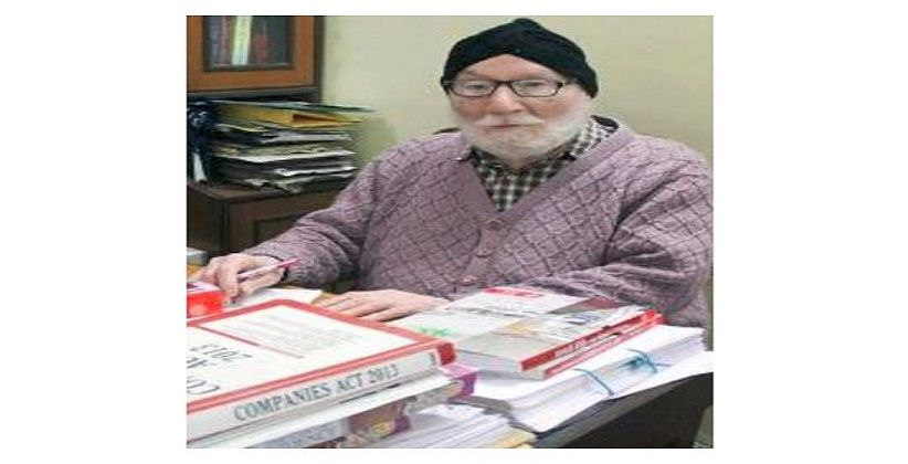 Dr. Avtar Singh, Veteran Author of Textbook on Law of Contract Passes Away