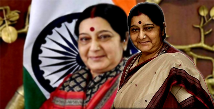Supreme Court Bar Association Mourns The Demise Of Former External Affairs Minister Sushama Swaraj