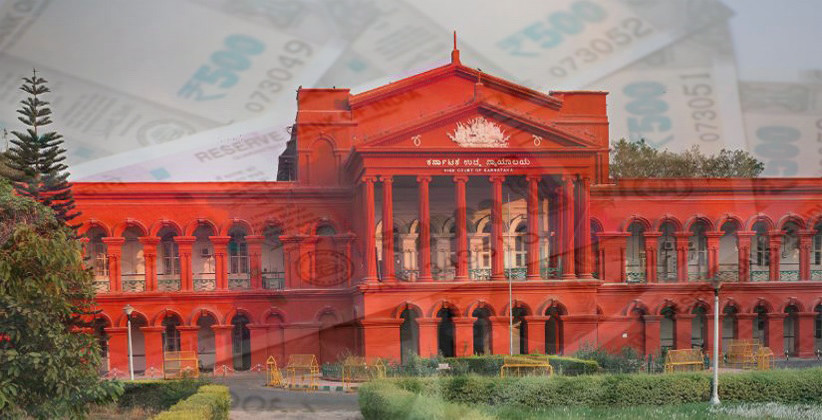 Imposing Heavy Cash Security As Condition For Bail Amounts To Virtual Denial Of Bail: Karnataka HC [Read Order]