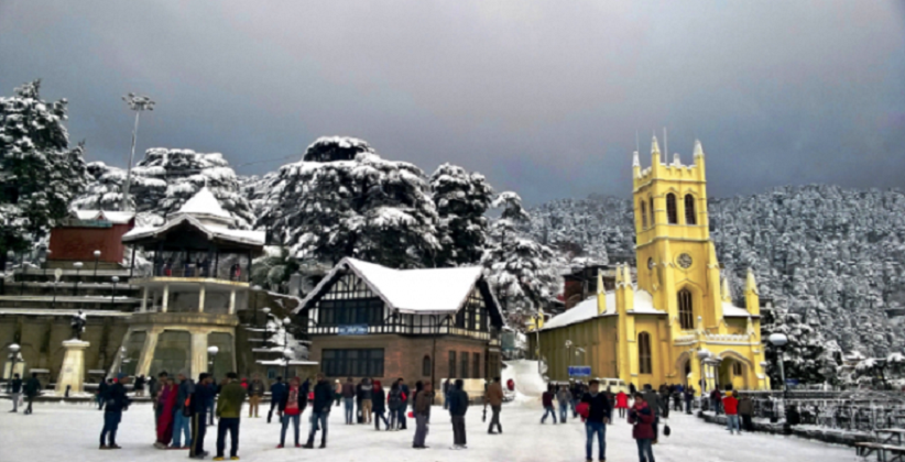 Shimla May Be Renamed Shyamala