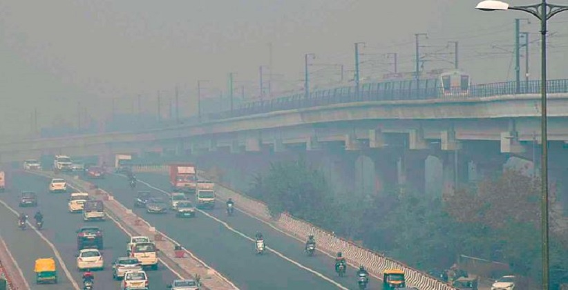 SC Asks Centre To Prosecute Govt. Officials For Not Acting On Delhi's Air Pollution Complaints