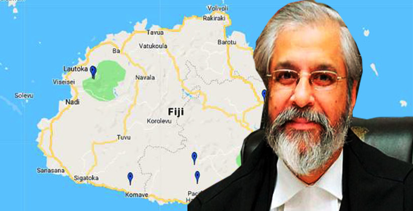 Retired SC judge Justice Madan Lokur appointed to Supreme Court of Fiji