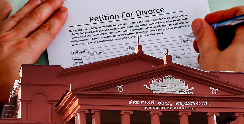 Wrong Address Of Wife In Divorce Petition: Karnataka HC Sets Aside Decree Of Divorce Granted To Husband [Read Judgment]