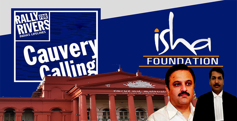 Karnataka High Court Issues Notice To State On Plea To Examine Isha Foundation's 'Cauvery Calling' Project