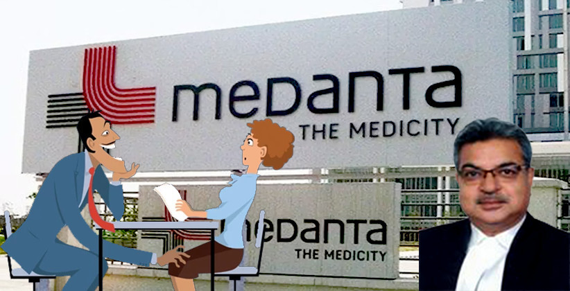 Medanta Hospital, Indore slapped With ₹25 lakhs Penalty Over Sexual Harassment By Madhya Pradesh HC [Read Order]