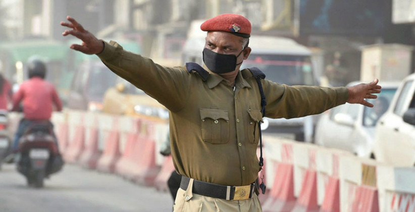 For Delhi Police Personnel, Twice The Penalty For Traffic Violations [Read Order]