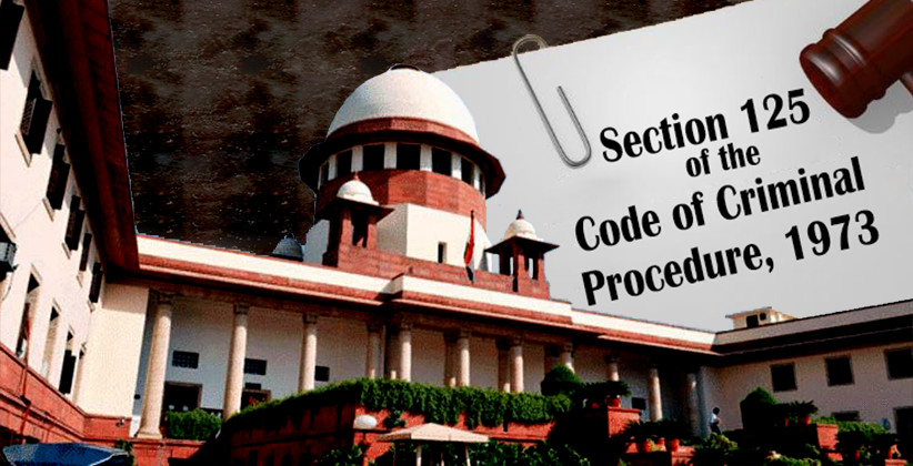 Section 125 CrPC: Despite Cruelty By Wife, Supreme Court Directed Husband To Pay Rs 6,00,000 As Maintenance [Read Order]