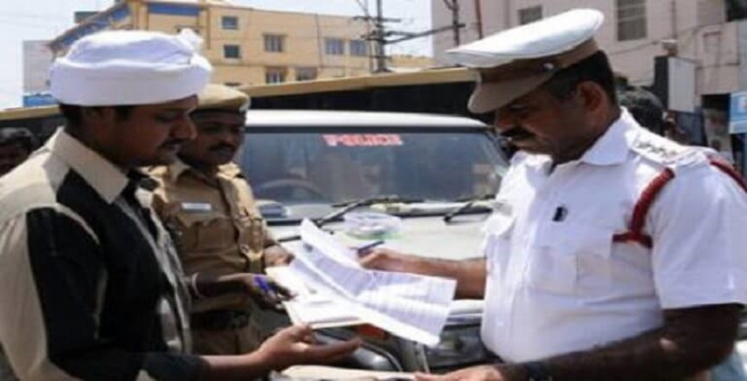 Now citizens are not required to carry original car papers