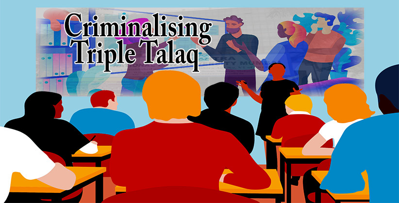 Workshop On Criminalising Triple Talaq At MNLU, Mumbai [Register By Oct 20]
