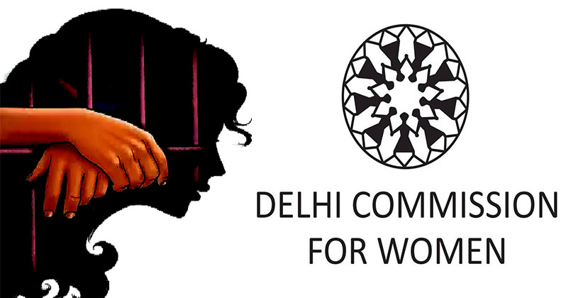 Delhi Commission For Women Volunteer Held For Beating Husband To Death