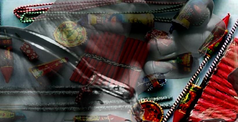 Delhi Police Arrests 210 And Registers 371 Cases On Diwali Night