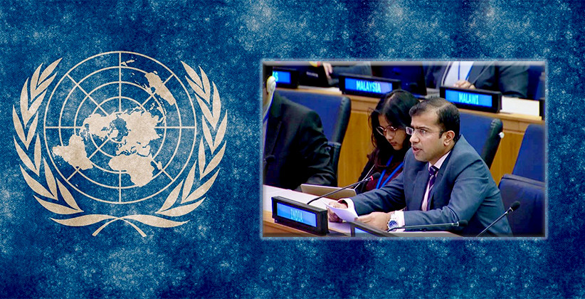 Financial and Economic Development: India's Voice At The UN General Assembly Debate