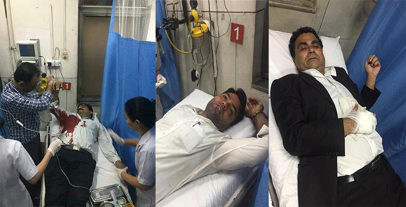 File Status Report On Tis Hazari Clash Probe By Nov 20: Delhi Court Directs Police