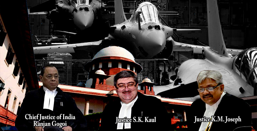 Rafale Verdict: Supreme Court Dismisses All Review Petitions
