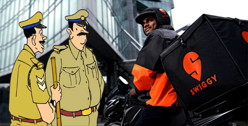 Police Nab Three Swiggy Delivery Boys For Attacking Customer