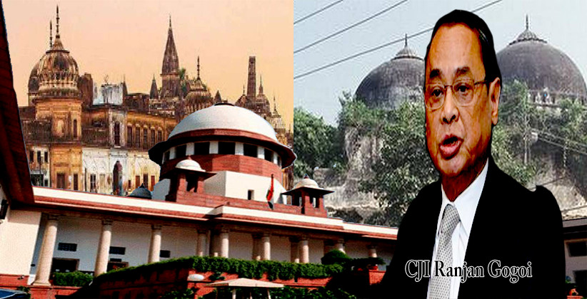 Ayodhya verdict: SC rules in favour of Ram Lalla, Sunni Waqf Board gets alternate land