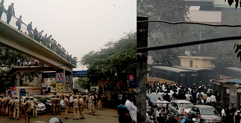 Tis Hazari Violence: Delhi HC Bar Association Asks Members To Abstain From Work Today [Read Notice]