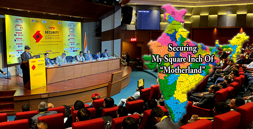 'Securing My Square Inch Of Motherland' Movement Launched By CAPSI