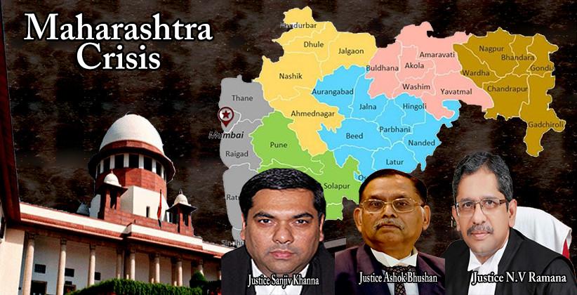 Maharashtra Crisis: SC Orders Floor Test Before 5 pm On Nov 27