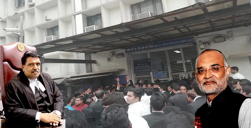 Tis Hazari Violence: Delhi HC Orders Judicial Inquiry; Ex Gratia Amount To Injured Lawyers