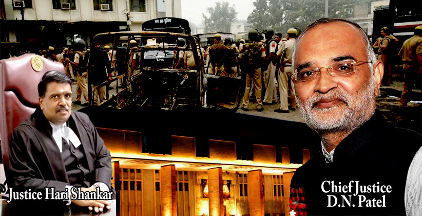 Tis Hazari Violence: Use Your Good Officers For Settlement Before Seeking Action Against Protesting Police Officers, Delhi HC To Petitioner