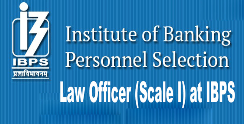 Job Post: Law Officer (Scale I) at IBPS [Apply by Nov 26]
