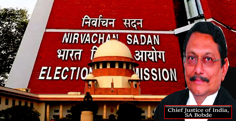 SC Issues Notice To Election Commission In Pleas Against Discrepancies Between Total Voter Turnout And Final Vote Counts