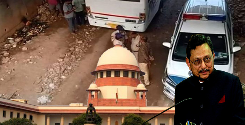 Petition Against The Hyderabad Encounters: SC To Hear Matter On Wednesday