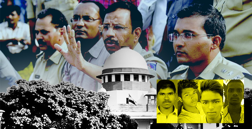 Fake Encounter Killings Conducted To Protect Real Culprits In Telangana Rape Case, SC To Hear PIL Tomorrow