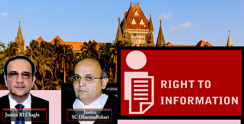 Right To Information Is Implicit In Right To Freedom Of Speech And Expression: Bombay HC [Read Judgment]